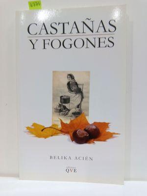 CASTAÑAS Y FOGONES (RECETARIO)
