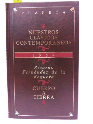 CUERPO A TIERRA (NUESTROS CLÁSICOS CONTEMPORÁNEOS)