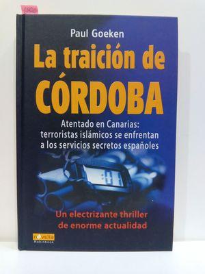 LA TRAICIÓN DE CÓRDOBA