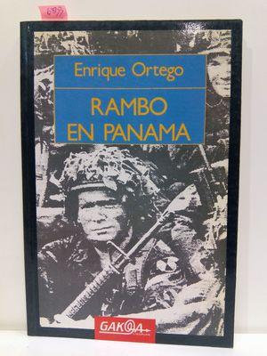 RAMBO EN PANAMÁ