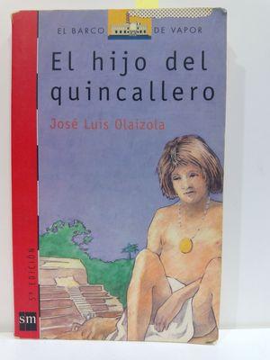 EL HIJO DEL QUINCALLERO (BARCO DE VAPOR ROJA)