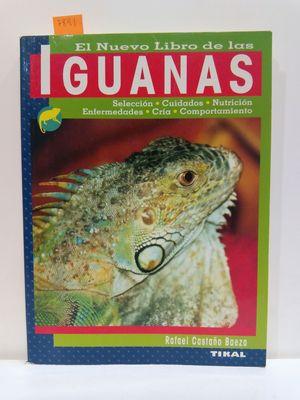 EL NUEVO LIBRO DE LAS IGUANAS