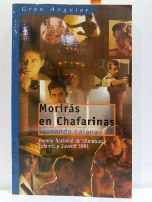 MORIRAS EN CHAFARINAS/ DEATH IN CHAFARINAS (GRAN ANGULAR) (SPANISH EDITION)