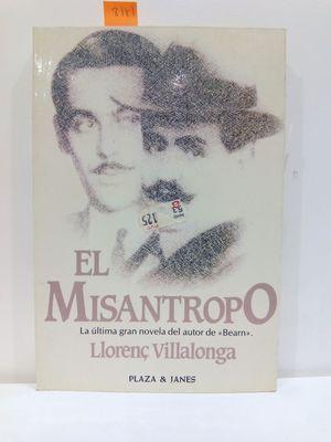 EL MISÁNTROPO
