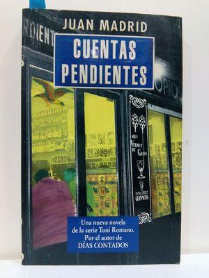 CUENTAS PENDIENTES (SPANISH EDITION)
