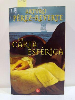 LA CARTA ESFÉRICA (PUNTO DE LECTURA) (SPANISH EDITION)