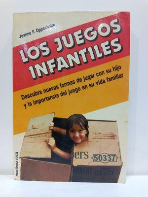 LOS JUEGOS INFANTILES. DESCUBRA NUEVAS DE JUGAR CON SU HIJO