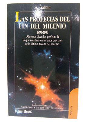 LAS PROFECIAS DEL FIN DEL MILENIO (SPANISH EDITION)