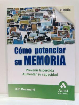 COMO POTENCIAR SU MEMORIA(SPANISH EDITION)