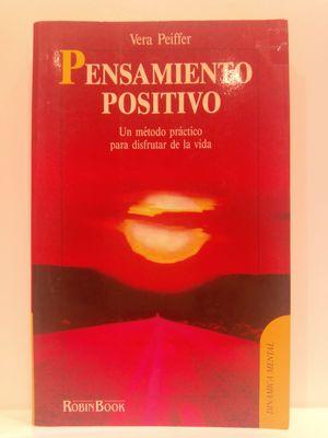 PENSAMIENTO POSITIVO  (CON SU COMPRA COLABORA CON LA ONG  'ASOCIACIÓN AMISTAD')