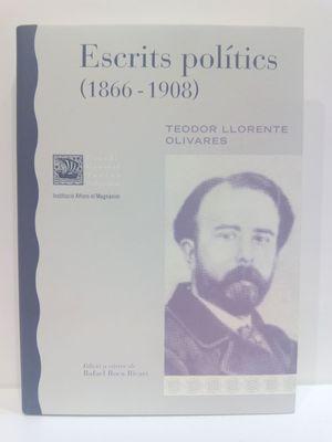 ESCRITS POLÍTICS (1866-1908)