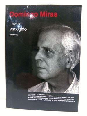 (VOLUMEN II) TEATRO ESCOGIDO. (CON SU COMPRA COLABORA CON LA ONG  'AMISTAD')