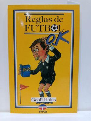 REGLAS DE FUTBOL OK