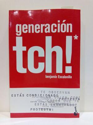 GENERACION TCH!* .BOOKET.  (CON SU COMPRA COLABORA CON LA ONG  'EL TELÉFONO DE LA ESPERANZA'')
