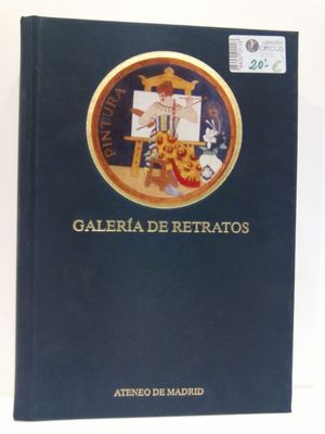 GALERÍA DE RETRATOS (ATENEO DE MADRID)