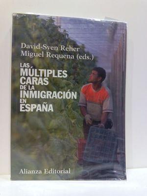 LAS MULTIPLES CARAS DE LA INMIGRACION EN ESPANA.