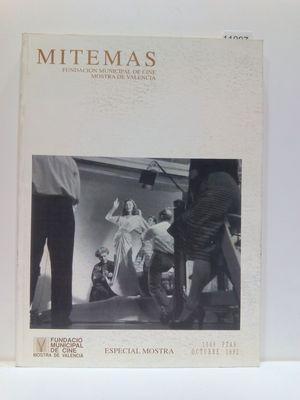 MITEMAS. FUNDACIÓN MUNICIPAL DE CINE MOSTRA DE VALENCIA