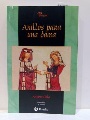 ANILLOS PARA UNA DAMA (ANAQUEL) (SPANISH EDITION)
