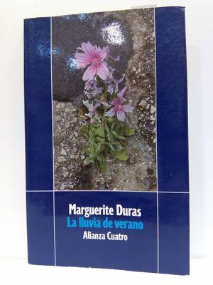 LA LLUVIA DE VERANO / THE SUMMER RAIN (ALIANZA CUATRO) (SPANISH EDITION)