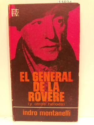 EL GENERAL DE LA ROVERE (Y OTROS RELATOS). (CON SU COMPRA COLABORA CON LA ONG  'CÁRITAS')