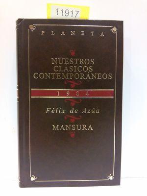 MANSURA (NUESTROS CLÁSICOS CONTEMPORÁNEOS)
