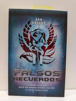 FALSOS RECUERDOS. EL PASADO NO ES MIO (SPANISH EDITION)