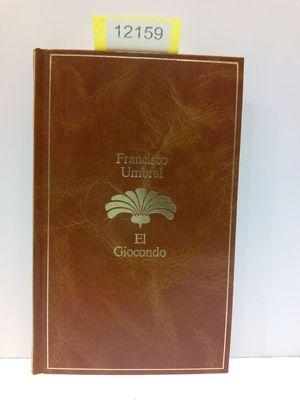 EL GIOCONDO (COLECCIÓN ANTOLOGÍA LITERARIA)