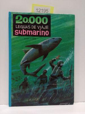 2000 LEGUAS DE VIAJE SUBMARINO (COLECCIÓN AMABLE, NÚMERO 4)