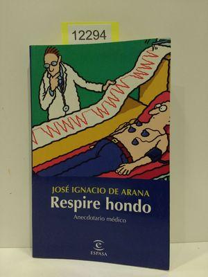 RESPIRE HONDO