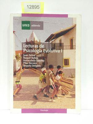 LECTURAS DE PSICOLOGÍA EVOLUTIVA 1.