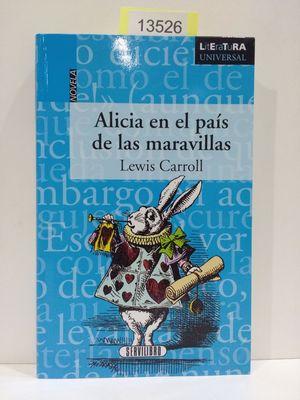 ALICIIA EN EL PAÍS DE LAS MARAVILLAS