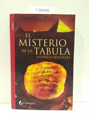 EL MISTERIO DE LA TÁBULA