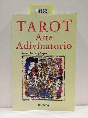 TAROT. ARTE ADIVINATORIO.