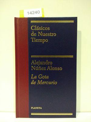 LA GOTA DE MERCURIO