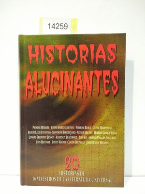 HISTORIAS ALUCINANTES