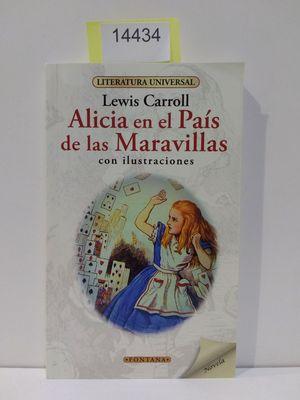 ALICIA EN EL PAIS DE LAS MARAVILLAS (LIT. UNIVERS.)