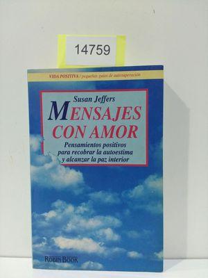 MENSAJES CON AMOR