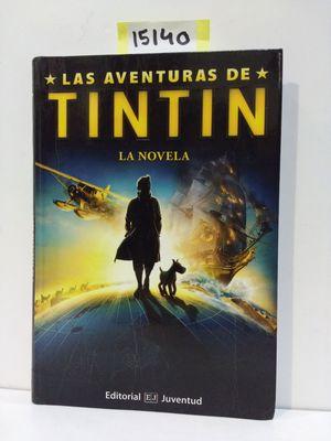 T. P. LA NOVELA TINTIN