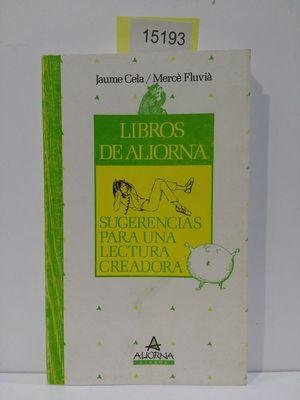 LIBROS DE ALIORNA
