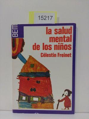 LA SALUD MENTAL DE LOS NIÑOS