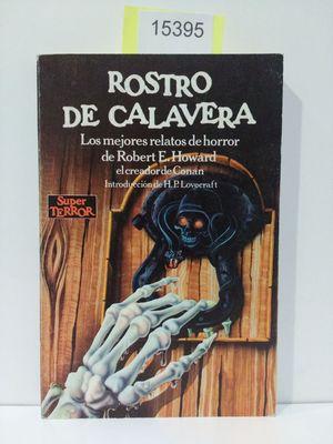 ROSTRO DE CALAVERA