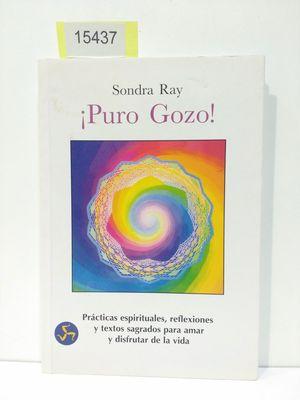 PURO GOZO (CON TU COMPRA COLABORAS CON