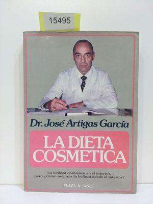 LA DIETA COSMÉTICA (CON TU COMPRA COLABORAS CON LA ONG