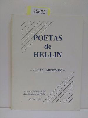 POETAS DE HELLÍN (CON TU COMPRA COLABORAS CON LA ONG