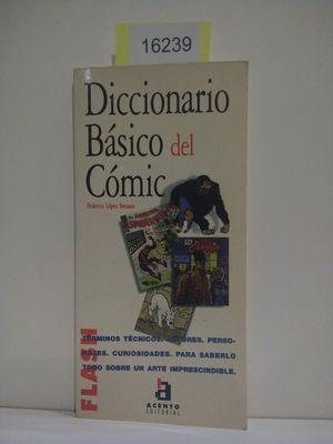 DICCIONARIO BÁSICO DEL CÓMIC