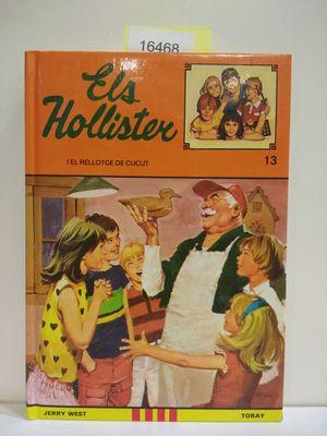 HOLLISTER I EL RELLOTGE DE CUCUT, EL (CON TU COMPRA COLABORAS CON LA ONG