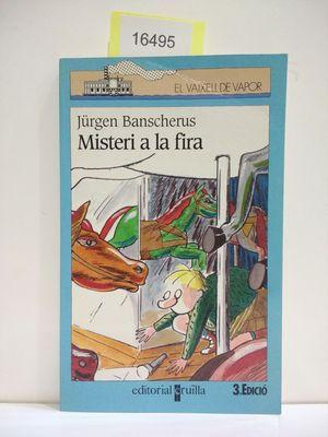 MISTERI A LA FIRA (CON TU COMPRA COLABORAS CON LA ONG