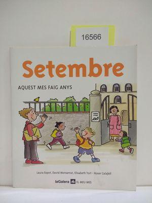SETEMBRE (CON TU COMPRA COLABORAS CON LA ONG