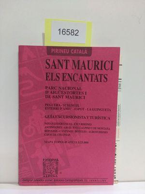 SANT MAURICI (CON TU COMPRA COLABORAS CON LA ONG