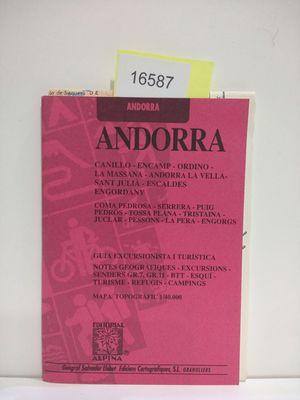 ANDORRA (CON TU COMPRA COLABORAS CON LA ONG